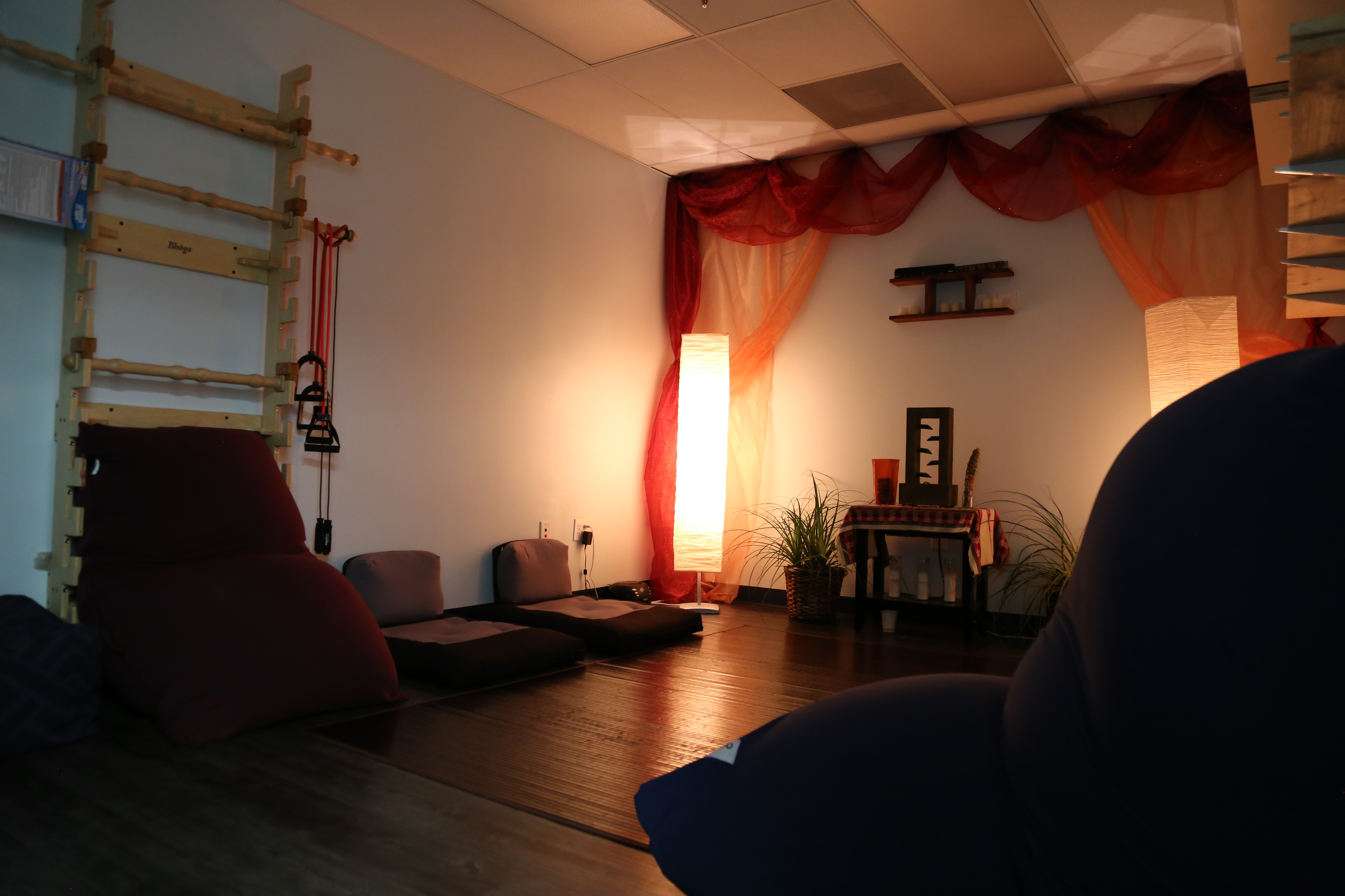 Miami Meeting Space Wellness Meditation Room