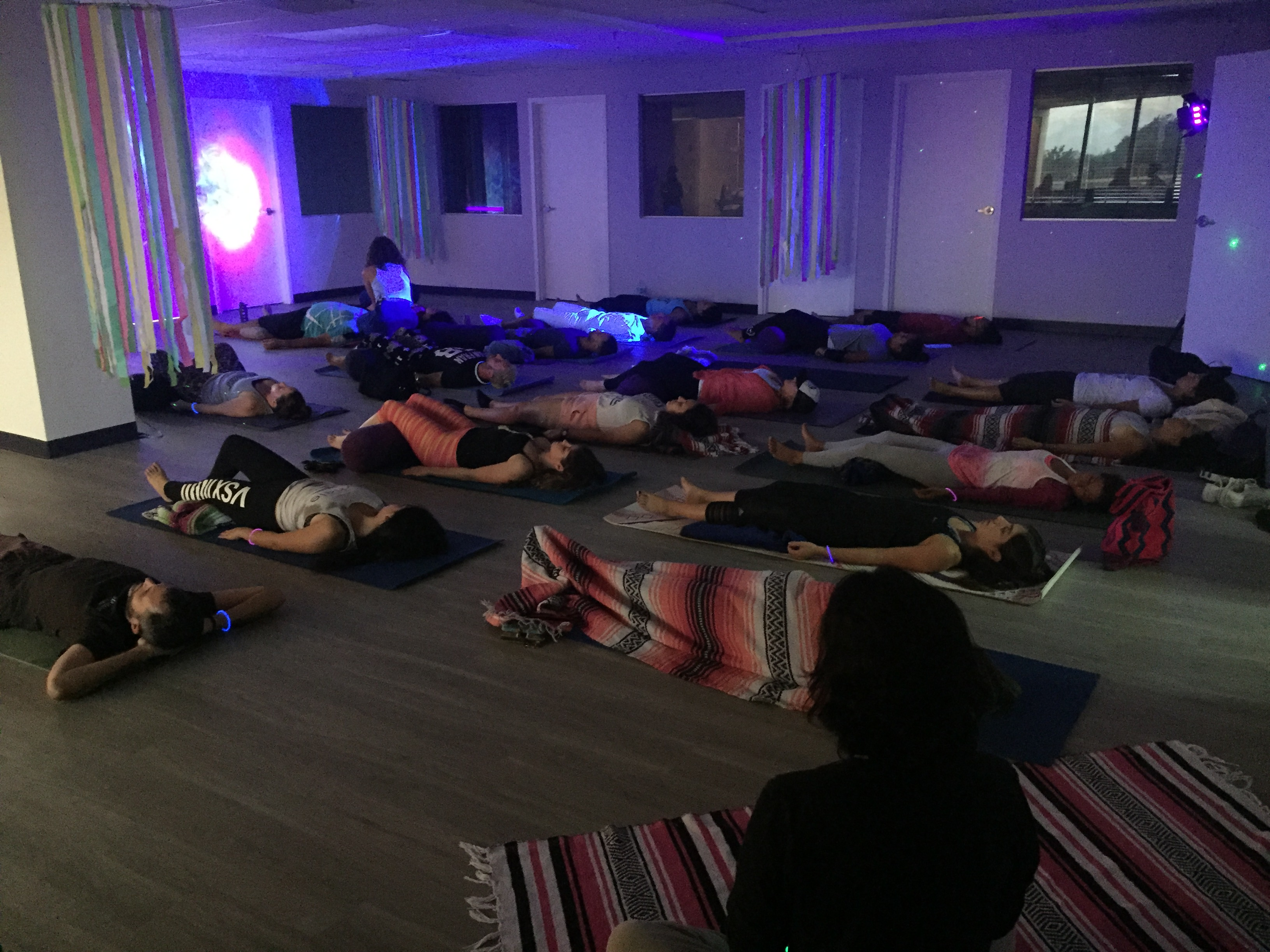 Miami Coworking Space Yoga