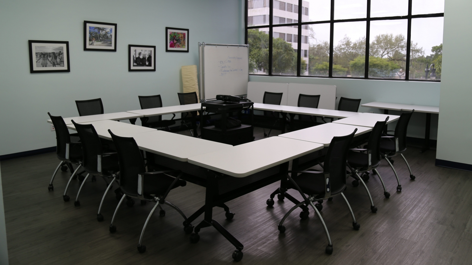 Miami Coworking Space Large Conference Room