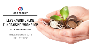 Leveraging Online Fundraising with Kyle Gregory