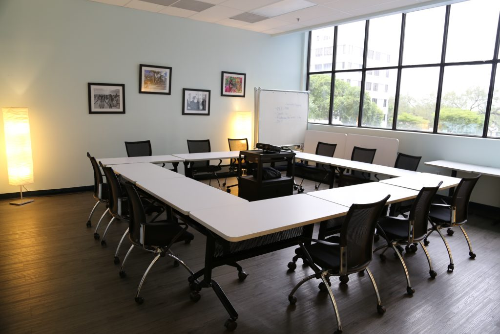 Rent Nonprofit Conference Room Miami
