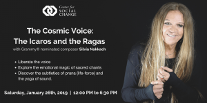 The Cosmic Voice Silvia Nakkach