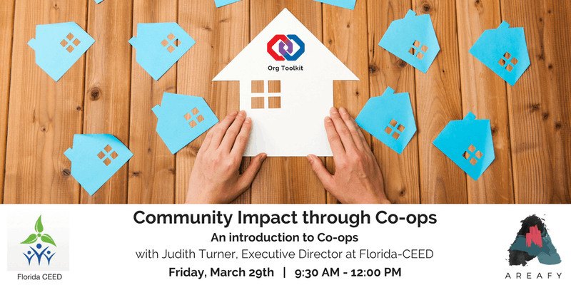 Org Toolkit: Community Impact through Co-ops