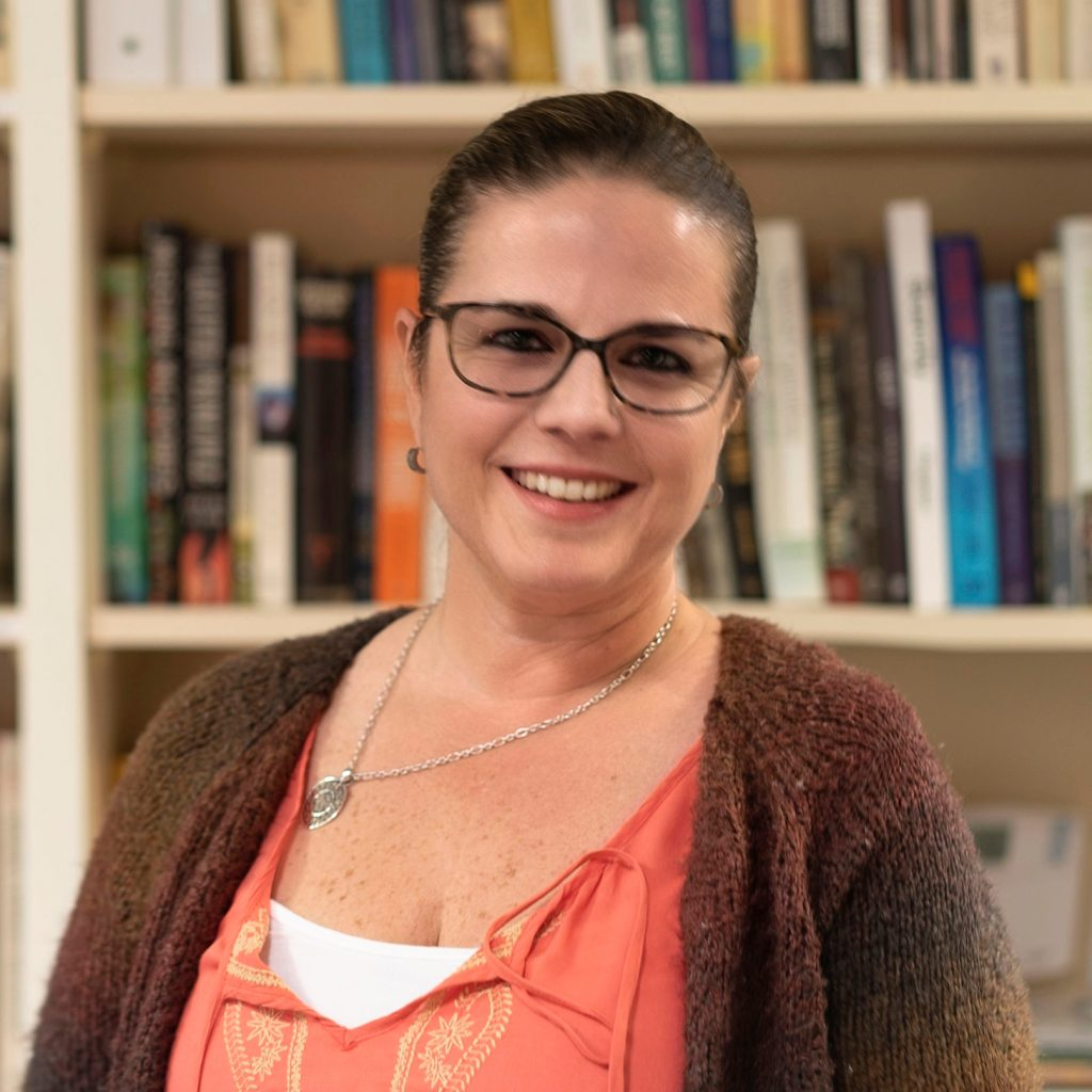Lulie Negreira Director of Finance